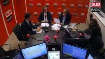 Florian Philippot sur Sud Radio de ce matin