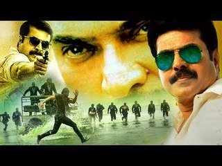 Mamootty | Malayalam Super hit Action Movie 2017 | Malayalam Latest Full Movie New Release 2017