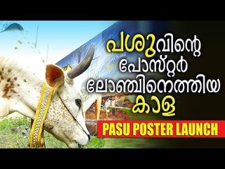 Malayalam Movie | Passu | poster launch | MD Sukumaran | Nandhu | New malayalam movie