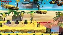 Ninjago Skybound app gameplay level 6