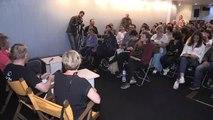 """54. Uluslararası Antalya Film Festivali - """"Loving Vincent"""" Filminin Gösterimi Yapıldı"""