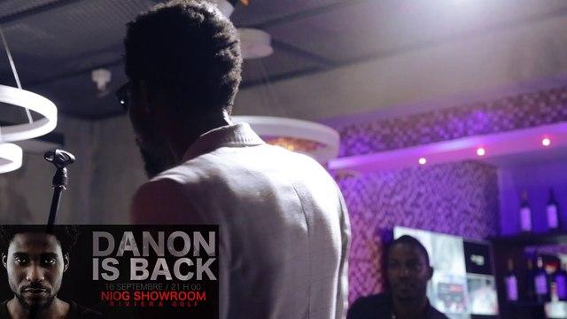 MIKE DANON au NIOG SHOWROOM - Part3