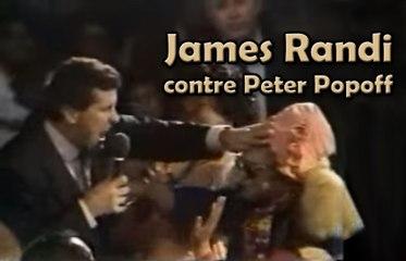 James Randi - Peter Popoff pris la main dans le sac
