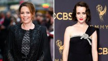 Olivia Colman Joins 'The Crown' Cast, Replacing Claire Foy | THR News
