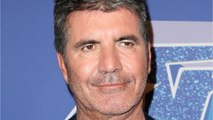Simon Cowell Hospitalized After Falling