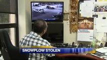 Woman Admits to Using Heroin, Cocaine Before Stealing Snowplow