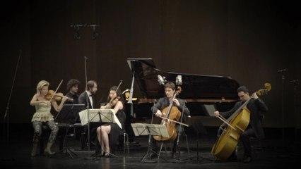 "Anne-Sophie Mutter - Schubert: Piano Quintet In A Major, Op. 114, D 667 - ""The Trout"", 3. Scherzo (Presto)"