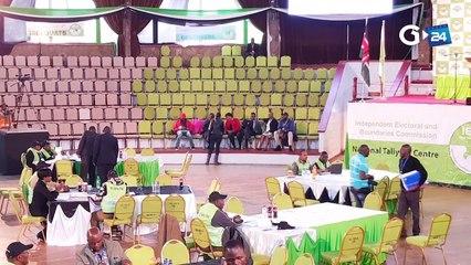 Kenya Election Présidentielle