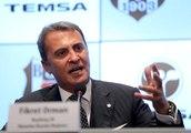 Beşiktaş Başkanı Fikret Orman: Beşiktaş Kollanıyor Algısı Yüzünden Herkes Bize Saldırıyor