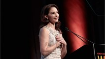Ashley Judd Discusses Her Decision To Speak Out Against Harvey Weinstein