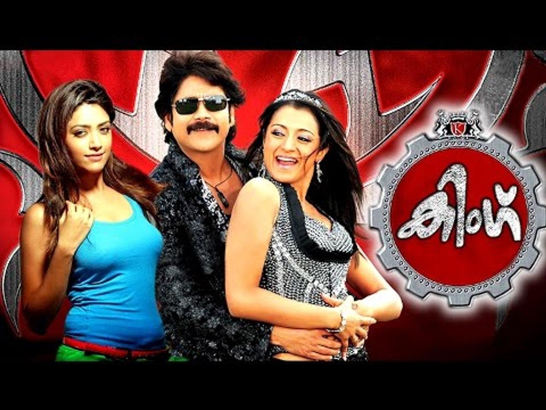 Malayalam Movie King | Malayalam Full Movie | Malayalam Dubbed Movies Ft . Nagarjuna, Trisha, Mamta