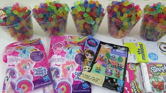Orbeez Surprise Cups & Blind Bags Shopkins Minecraft Minions MLP My Little Pony LPS!