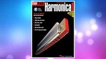 Download PDF FastTrack Harmonica Method - Book 1: for Diatonic Harmonica (Fast Track Music Instruction) Bk/Online Audio FREE