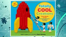 Download PDF Totally Cool Creations  Three Books in One; Cool Cars and Trucks, Cool Robots, Cool City FREE