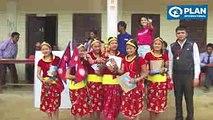 Because I am a Girlエンジェル 森星 in ネパールプラン・インターナショナル