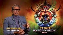 Thor: Ragnarok - Exclusive Interview With Jeff Goldblum & Taika Waititi