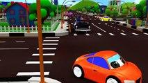 3d Mülltonne LKW | Fahrzeuge Für Kinder | 3d karikatur | Vehicles For Kids | 3D Dumpster T