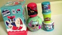 Huevos Sorpresas Kinder Transformers LOL Dolls Play-Doh Mashems Emoji Disney Fashems by Funtoys-Fcjz-ssoqS4