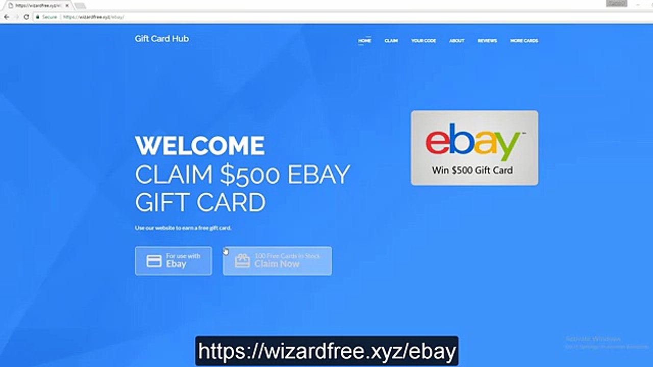 Free Ebay Gift Card Codes 2017 Video Dailymotion