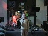 Concert du stage musique de groupe du 2 au 6 avril 07 02
