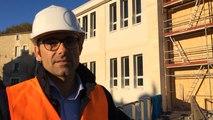 Après neuf mois, le point sur le chantier du quartier des halles
