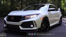 2017 Honda Civic Type R Review- In Depth With The Ultimate Civic