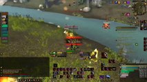 wow Undead Rogue PvP - video dailymotion