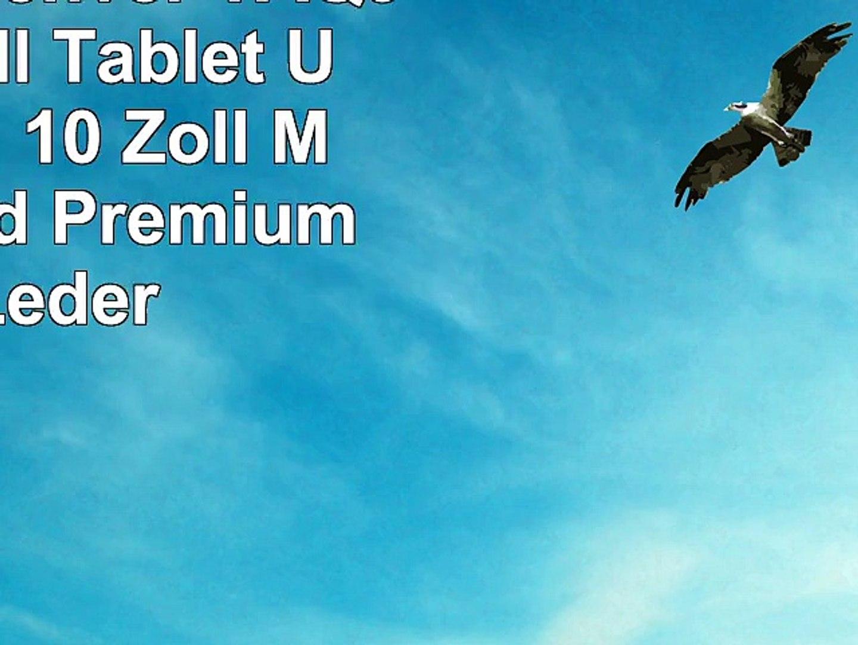 Emartbuy Denver TAQ90022 9 Zoll Tablet Universal  9  10 Zoll  Metallic Gold Premium
