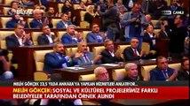 Melih Gökçek, belediye başkanlığı görevinden istifa etti