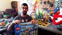 LEGO CITY POLIZIA! 1^ PARTE - Lego set 60043 60044 60127 60128