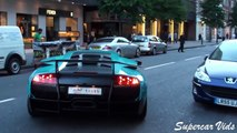 Ultimate Supercar Street Drifting, burnouts and donuts Compilation