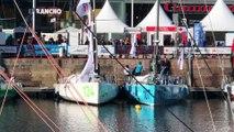 BR - Transat Jacques Vabre: Velejadores brasileiros em Le Havre