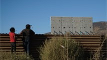 Yes, The Prototypes For Trump's Wall Are Done. But It's Still Going To Take Awhile