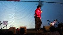 Jimmy Smith Sings 'A Little Less Conversation' Elvis Week 2017