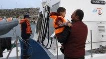 Çeşme'de 104 Göçmen Yakalandı