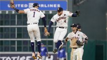 Astros Tame Dodgers' Darvish in Game Three