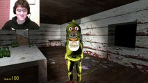 Garry's mod FOXY SAVES FREDDY (Gmod Role-Play Five Nights At