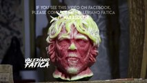 Tyrion Lannister - Best Watermelon Carving - Game of Thrones
