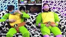 SHREDDER BOSS FIGHT • Teenage Mutant Ninja Turtles Mutants in Manhattan