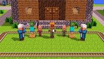Minecraft Movie All Life Zombie vs Village - Video Dailymotion