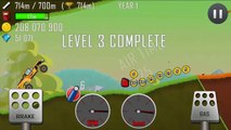 Hill Climb Racing New Vehicle Trophy Truck Fully Upgraded 2017 Update
