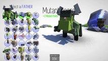 Hybrid Animals Multiplayer! Hybrid Animals Funny Moments (Lets Play Hybrid Animals)[Mature Speech]