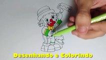 patati patata completo desenho patatá brincando de colorir portugues brasil