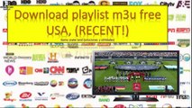 IPTV free channel US, m3u USA tv free channels october 2017, playlist US m3u