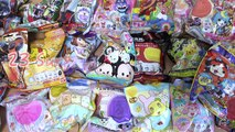 23 Surprise Eggs Disney Tsum Tsum Sofia The First Star Wars Pokemon Sanrio Dragon Ball Bath Balls