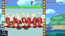 Tips, Tricks and Ideas with Big Enemies in Super Mario Maker or The Mushroom Championship 1/2