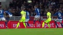 Gilles Sunu Goal HD - Strasbourg1-2Angers 28.10.2017