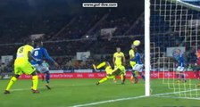 Gilles Sunu Bicycle-Kick Goal HD - Strasbourg 1-2 Angers 28.10.2017