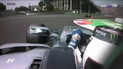 2017 Meksika GP - Verstappen'in incelenmesine neden olan olay