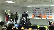 Aytemiz Alanyaspor-Beşiktaş Maçının Ardından - Şenol Güneş
